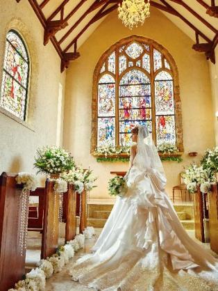 ルパンの娘 女泥棒・美羽(田中みな実)のアジトは教会?結婚式場がロケ地
